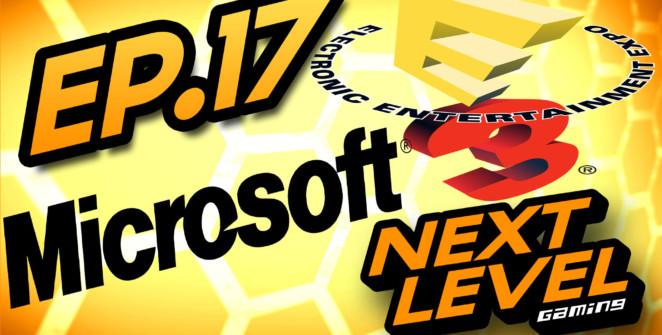 Next Level Title Microsoft Press Conference